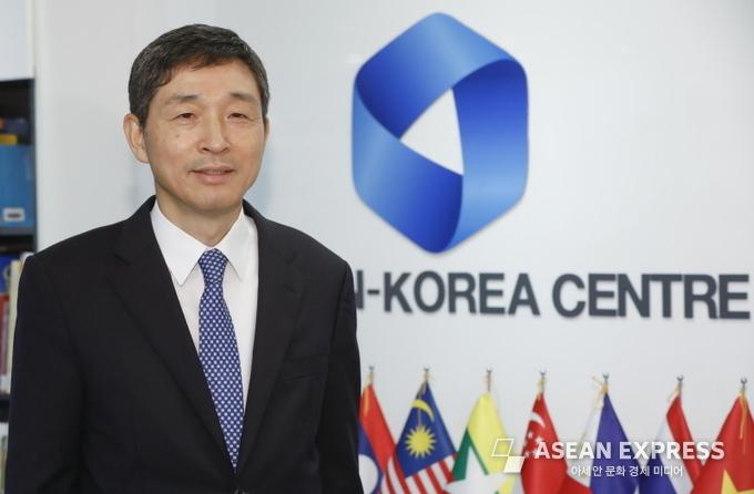 이혁 한-아세안센터 사무총장 사진